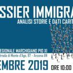 Presentazione Dossier Immigrazione 2019