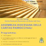 Assemblea delle Caritas parrocchiali