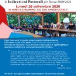 Assemblea Pastorale Diocesana in streaming