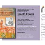 """Presentazione del libro """"Nicolò Fontei - Storia e vicende di un prete musicista orcianese nella prima metà del Seicento"""""""