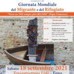 Giornata del migrante: 18 settembre a Fano