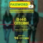 "Speed date progetto ""Password"""